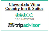 Trip Advisor Logo Wine Country Inn